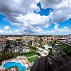 Отель Eliseo Terme Италия, Монтегротто-Терме - отзывы, цены и фото номеров - забронировать отель Eliseo Terme онлайн балкон