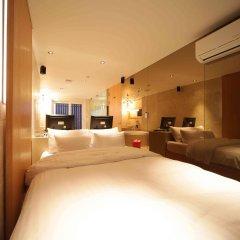 Отель Pop Jongno Южная Корея, Сеул - отзывы, цены и фото номеров - забронировать отель Pop Jongno онлайн комната для гостей
