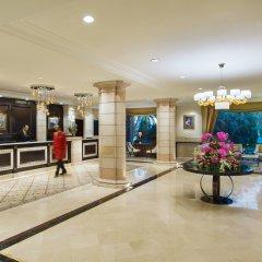 Amman Marriott Hotel интерьер отеля