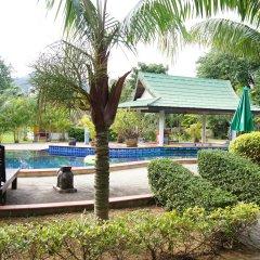 Отель Tuna Resort бассейн