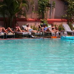 Hotel Dona Terezinha бассейн фото 3