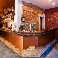 Hotel Justus интерьер отеля фото 4