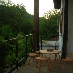 Hostel Mostel Велико Тырново балкон