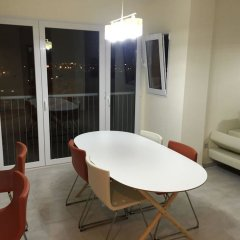 Апартаменты Apartment With 2 Bedrooms in Orihuela, With Wonderful sea View, Pool A балкон