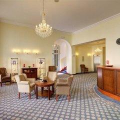 Отель Windsor Spa Карловы Вары интерьер отеля фото 4