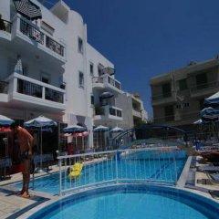 Отель Sevi Sun Apartments I Греция, Кос - отзывы, цены и фото номеров - забронировать отель Sevi Sun Apartments I онлайн фото 4