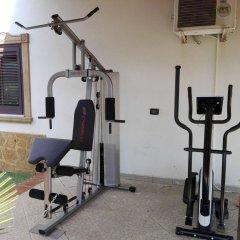 Отель Agriturismo Reggia Saracena Агридженто фитнесс-зал