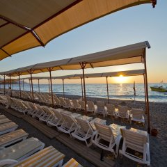 Отель Armas Gul Beach - All Inclusive пляж фото 2