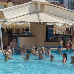 DIT Evrika Beach Club Hotel - All Inclusive бассейн