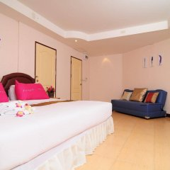 Bed by Tha-Pra Hotel and Apartment комната для гостей