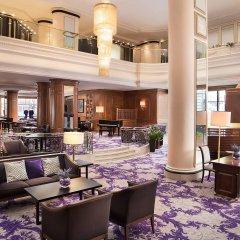 Sheraton Zagreb Hotel гостиничный бар