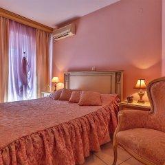 Отель Vila Imperija Черногория, Будва - отзывы, цены и фото номеров - забронировать отель Vila Imperija онлайн комната для гостей фото 2