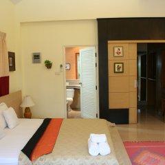 Отель Budsaba Resort & Spa сейф в номере