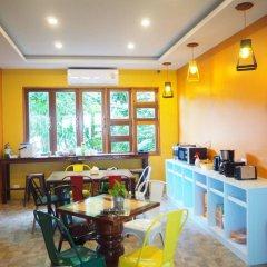 Отель The Luna пляж Май Кхао питание фото 2