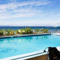 Отель Beachcomber Island Resort Фиджи, Остров Баунти - отзывы, цены и фото номеров - забронировать отель Beachcomber Island Resort онлайн бассейн