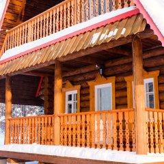 Гостиница Парк-отель «Берендеевка» в Костроме 7 отзывов об отеле, цены и фото номеров - забронировать гостиницу Парк-отель «Берендеевка» онлайн Кострома балкон