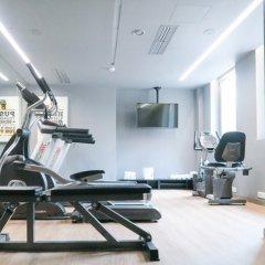 Отель Wyndham Grand Athens фитнесс-зал фото 2