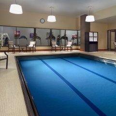 Omni Severin Hotel бассейн