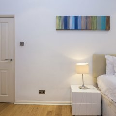Отель Spacious Flat In Central London комната для гостей фото 3
