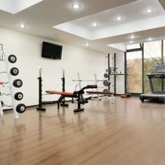 Отель Рамада Ташкент фитнесс-зал