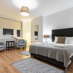 Апартаменты Luxury Apartments in Central London Лондон комната для гостей фото 2