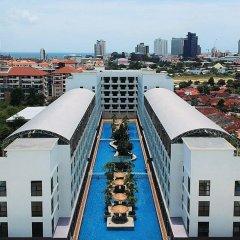 Отель Woraburi The Ritz Паттайя помещение для мероприятий фото 2