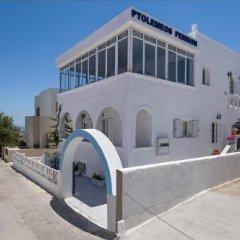 Отель Pension Petros Греция, Остров Санторини - отзывы, цены и фото номеров - забронировать отель Pension Petros онлайн парковка