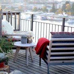 Отель Small Luxury Hotel Ambassador Zürich Швейцария, Цюрих - 9 отзывов об отеле, цены и фото номеров - забронировать отель Small Luxury Hotel Ambassador Zürich онлайн балкон