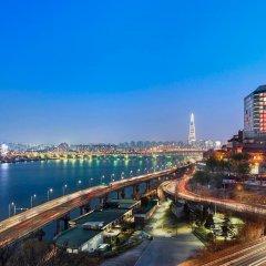 Отель W Seoul Walkerhill Южная Корея, Сеул - отзывы, цены и фото номеров - забронировать отель W Seoul Walkerhill онлайн пляж