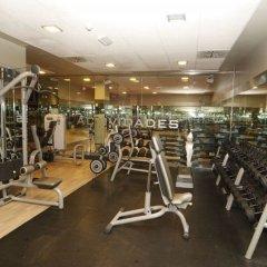 Отель Melia Avenida de America фитнесс-зал фото 3