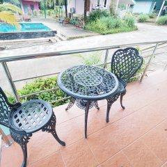 Отель Sai Rung Resort балкон