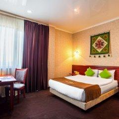 Отель Green City Кыргызстан, Бишкек - отзывы, цены и фото номеров - забронировать отель Green City онлайн комната для гостей фото 4