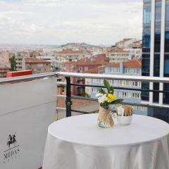 Midas Hotel Турция, Анкара - отзывы, цены и фото номеров - забронировать отель Midas Hotel онлайн балкон