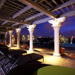 Отель Chillax Resort Бангкок бассейн