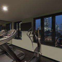 Adina Apartment Hotel Frankfurt Westend фитнесс-зал