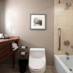 Отель Sheraton at the Falls США, Ниагара-Фолс - отзывы, цены и фото номеров - забронировать отель Sheraton at the Falls онлайн ванная фото 2