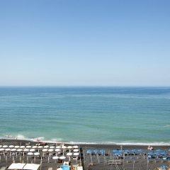 Отель Villa Margherita пляж фото 2