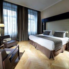 Отель Eurostars Thalia Чехия, Прага - 7 отзывов об отеле, цены и фото номеров - забронировать отель Eurostars Thalia онлайн комната для гостей фото 2