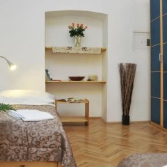 Отель Pension Prague City спа