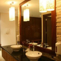 Flora Park Hotel Apartments ванная