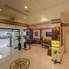 Отель Best Western Hotel Toubkal Марокко, Касабланка - 1 отзыв об отеле, цены и фото номеров - забронировать отель Best Western Hotel Toubkal онлайн интерьер отеля