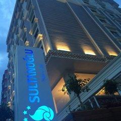 Sultanoglu Hotel & Spa бассейн