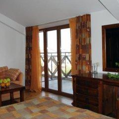 Отель BANDERITSA Банско комната для гостей фото 5