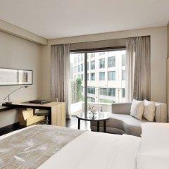 JW Marriott Hotel New Delhi Aerocity комната для гостей