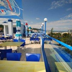 Отель Aphrodite Hotel Болгария, Золотые пески - отзывы, цены и фото номеров - забронировать отель Aphrodite Hotel онлайн бассейн фото 3