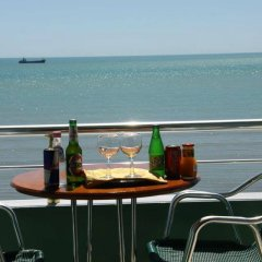 Vivas Hotel балкон