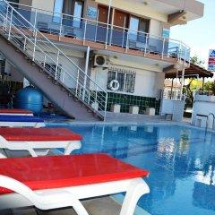 Aspawa Hotel Турция, Памуккале - отзывы, цены и фото номеров - забронировать отель Aspawa Hotel онлайн бассейн