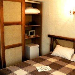 Гостиница Селена сейф в номере