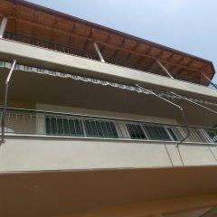 Отель Vila Gjoni балкон
