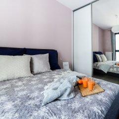 Апартаменты Comfortable Apartment in Warsaw комната для гостей фото 3